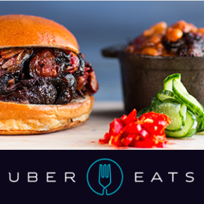 Have you tried UberEATS?
